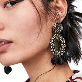 Ericdress Bohemian Style Beads Fashion Earrings