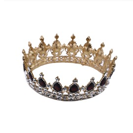 Ericdress Ruby Crown Exquisite Hair Accessories