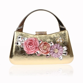 Ericdress Elegant Floral Women Evening Bag