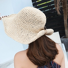 Ericdress Natural Straw Sunhat