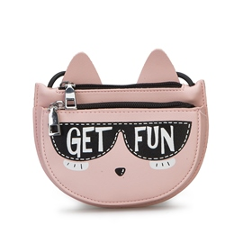 Ericdress Cute Cartoon Zipper Women Crossbody Bag