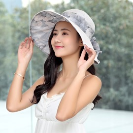 Ericdress Colourful Cotton Sunhat
