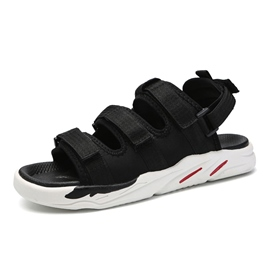 Ericdress Velcro Cloth Open Toe Men's Sandals
