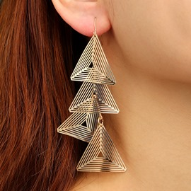 Ericdress Triangle Dreamilke Fashion Earrings