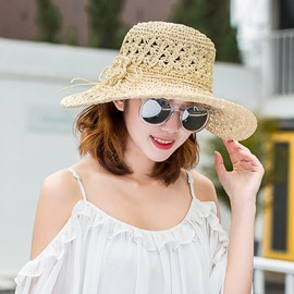 Ericdress Raffia Women Summer Sun Hat