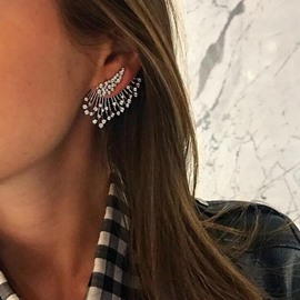 Ericdress 2018New Bohemia Style Earrings(just one,not a pair )
