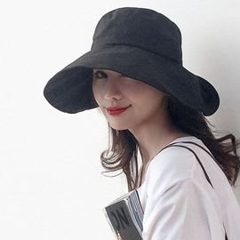 Ericdress 2018 Black Summer Hat