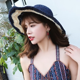 Ericdress Raffia 2018 Summer Hat