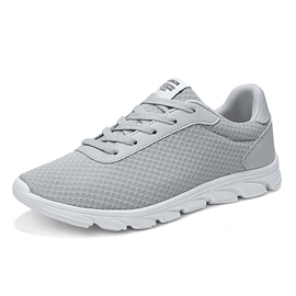Ericdress Lace-Up Low-Cut Upper Mesh Men's Athletic Shoes