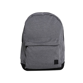 Ericdress Plain Canvas Zipper Medium Backpacks