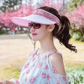 Ericdress Summer Colorful Sunhat
