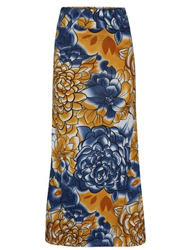 Ericdress Bodycon Floral Print Women's Skirt