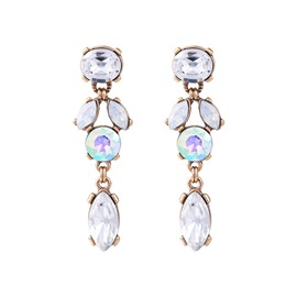 Ericdress Shinnig Crystal Earrings