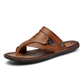Ericdress Sewing Thong Slip-On Men's Sandals