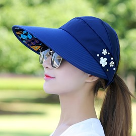 Ericdress Pure Cotton Summer Hat