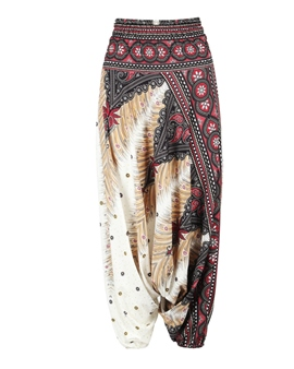 Ericdress Loose Print Women's Bloomers