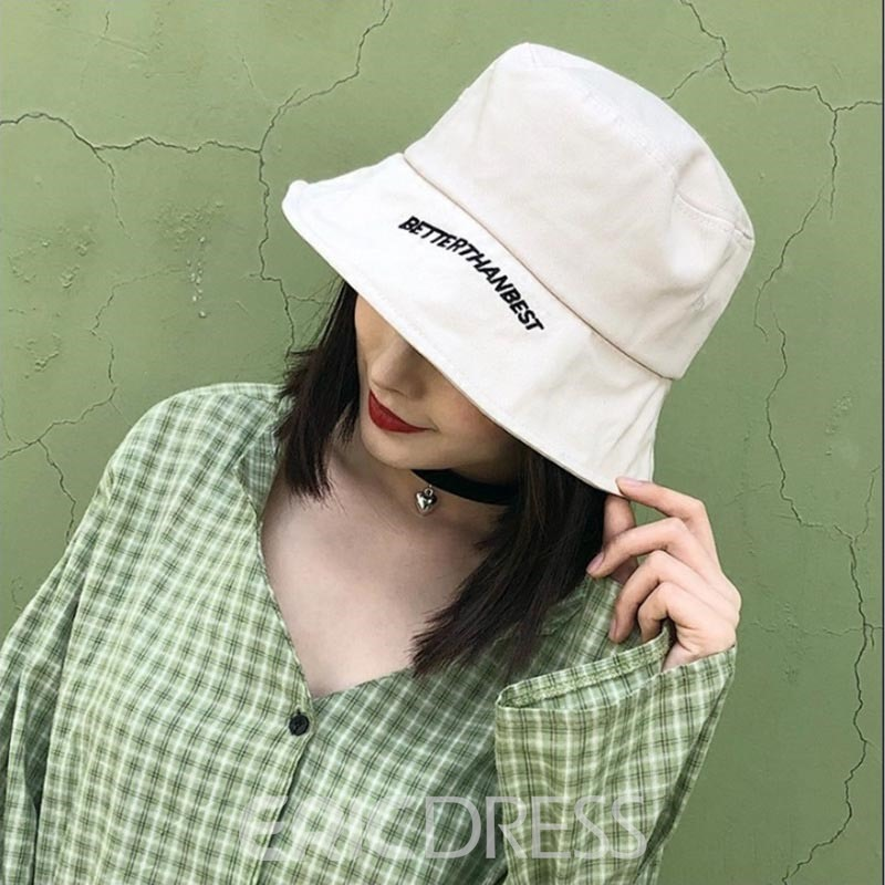 Ericdress Pure Cotton Hat