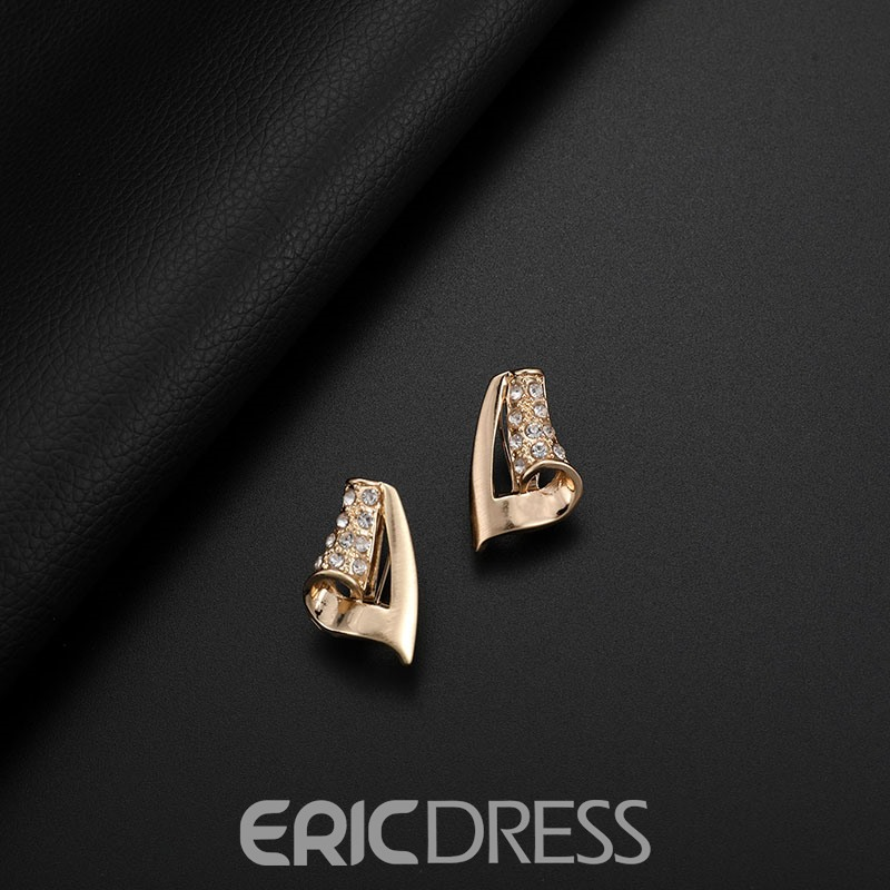 Ericdress Diamanted Conch Jewelry Set