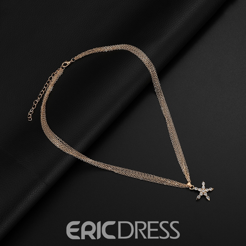 Ericdress Star&Pearl Jewelry Set