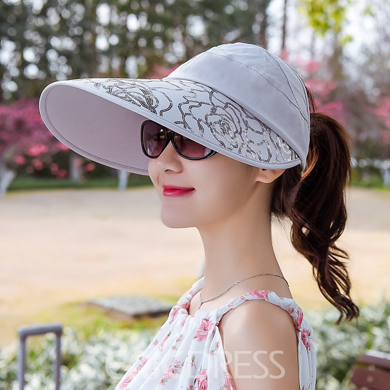 Ericdress Colorful Summer Vacation Hat