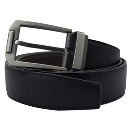 Ericdress Leather Pin Buckle Men's Belt