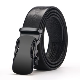 Ericdress Cool Black Belt For Men