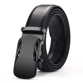 Ericdress Leather Business Men Belt