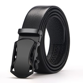Ericdress Classics Black Belt For Men