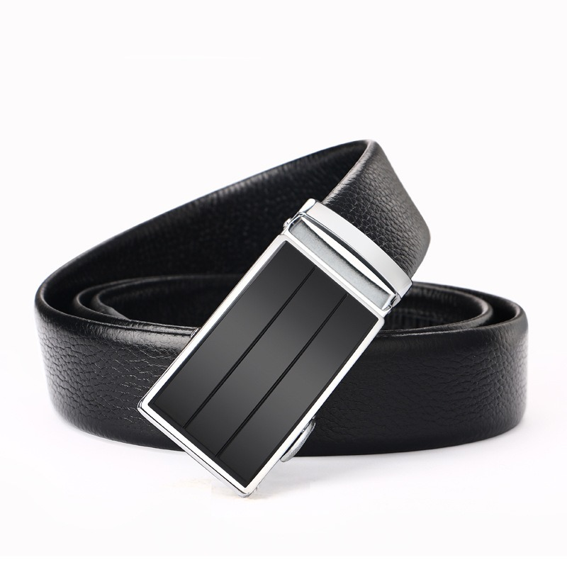Ericdress Sipmle Leather Belt For Men