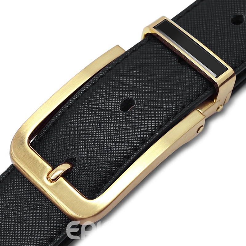 Ericdress Pin Buckle Leather Belt For Men