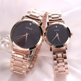 reloj ericdress sky steel band