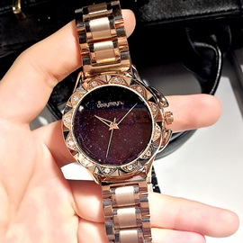 Ericdress Night Sky Diamante Women Watch