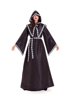 Ericdress Long Sleeve Earl Vampire Halloween Costume