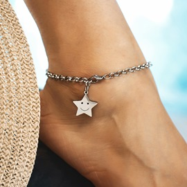 Ericdress Lovely Star Anklet