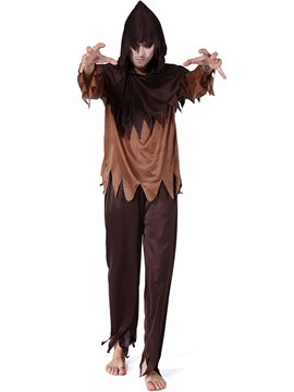 Ericdress Zombie Halloween Costume for Men