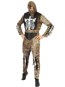 Ericdress Skull Ninja Slayer Halloween Costume  sc 1 st  Ericdress.com & Plus Size Halloween Costumes 2018 -EricDress.com
