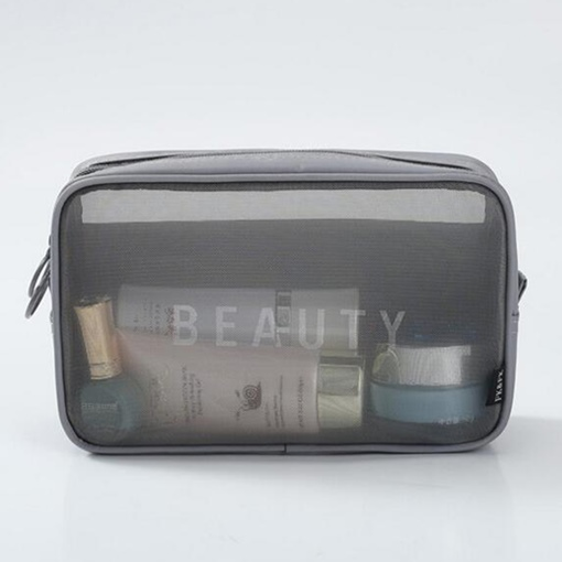 Ericdress Letter Nylon Cosmetic Storage Bags