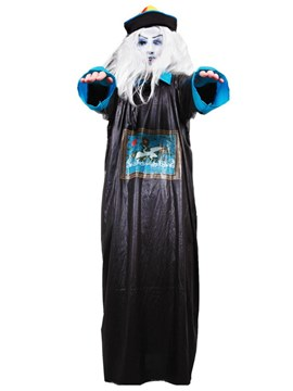 Ericdress Qing Dynasty Zombie Halloween Costume without Mask