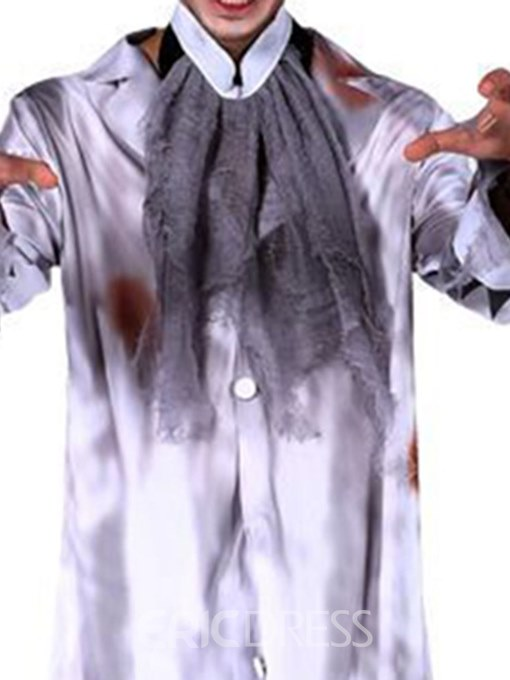Ericdress Gentleman Ghost Groom Halloween Costume