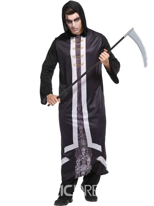 Ericdress Azrae Halloween Costume for Men without Prop on Hand