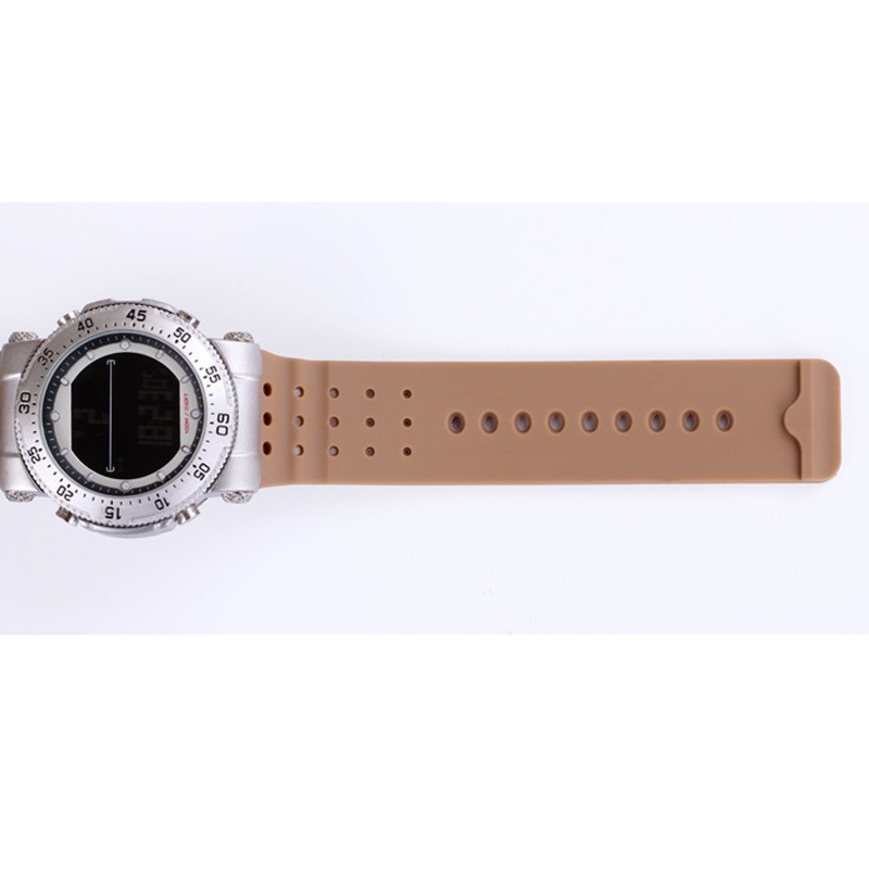 Ericdress LED Waterproof Silicone Band Men's Watch