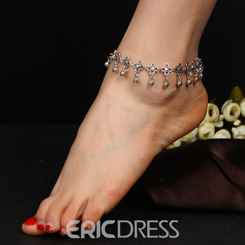Ericdress Beads Chic Anklet