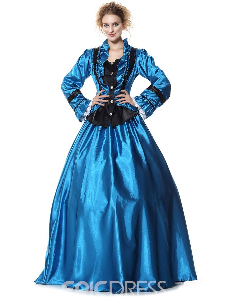 Ericdress Vintage Palace Princess Halloween Costume