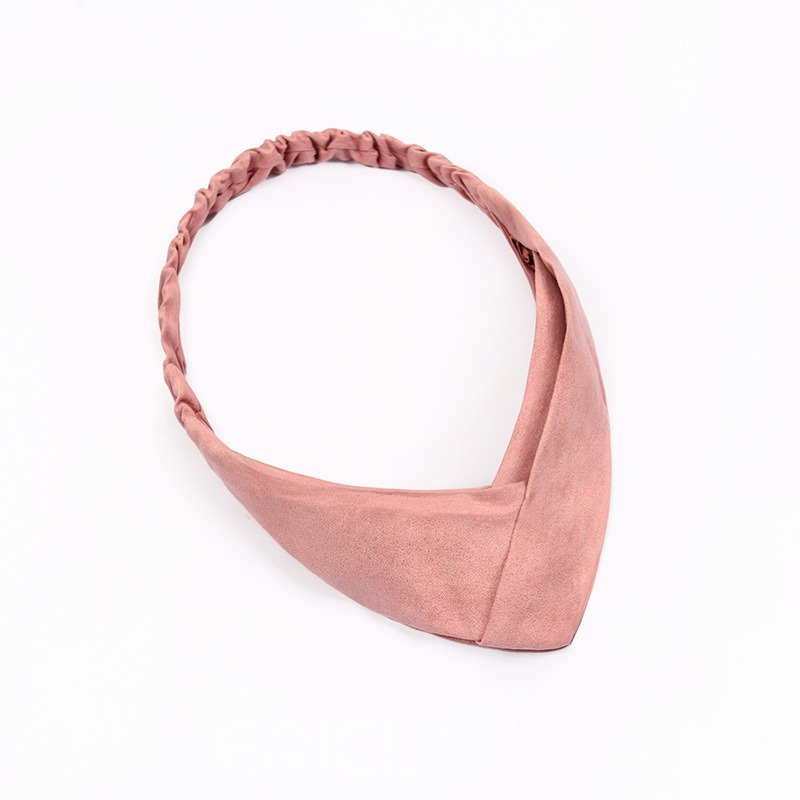 Ericdress Solid Color Elastic HairBand