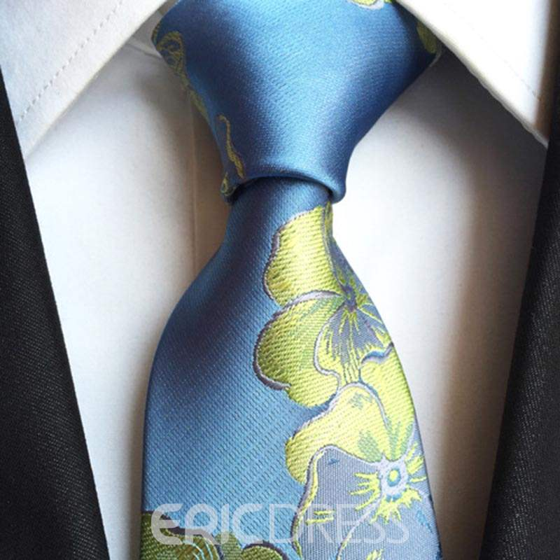 Ericdress Paisley Color Men's Tie