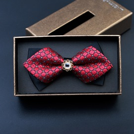 Ericdress Gems Fashion Bow Tie