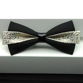 Ericdress Double Color Men's Bow Tie