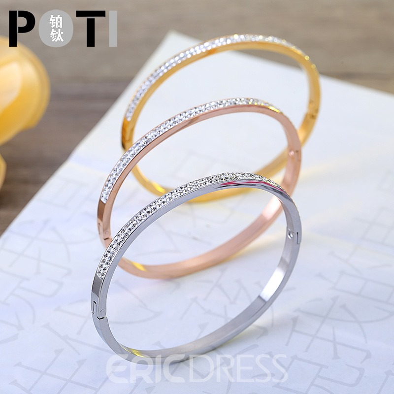 Ericdress New Style Diamante Fashion Bracelet