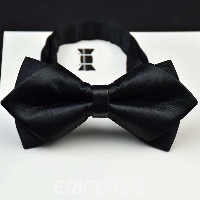 Ericdress Double Layered Rhombus Bow Tie