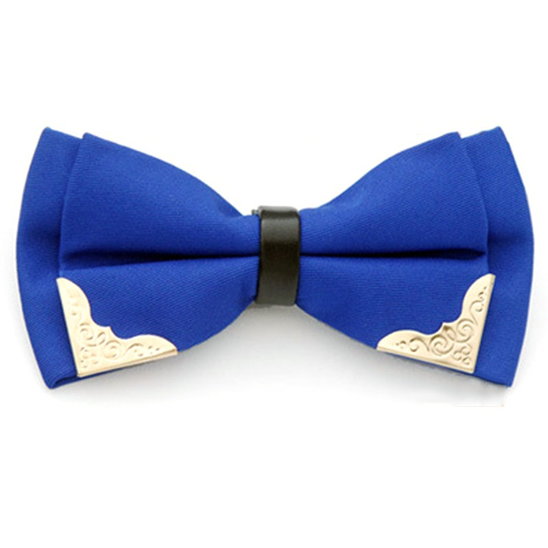 Ericdress Double Layered Alloy Bow Tie